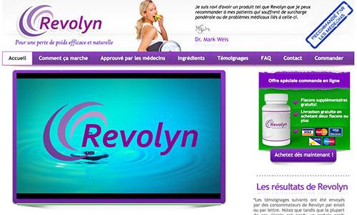 Avis de Revolyn | Pilule Maigrir Express