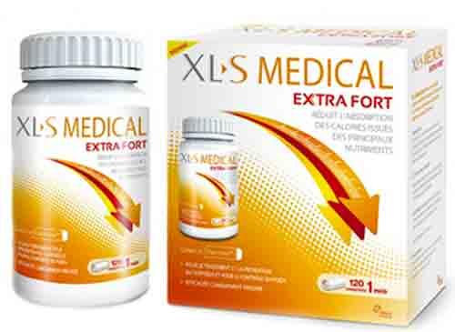 XLS Medical Extra Fort Avis   Pilule Maigrir Express
