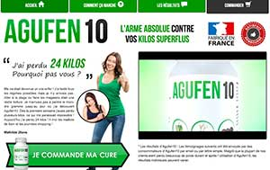 Agufen10-website
