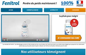 Fenitrol Ingrédients Clés & Potentiel du Mélange