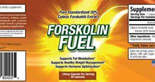 Avantages Annoncés de Forskolin Fuel