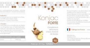 Avantages Annoncés de Konjac Forte