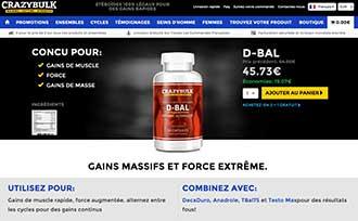 D-bal France achat