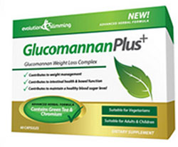 Glucomannan Plus Achat