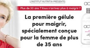 Ingrédients D'Activ35