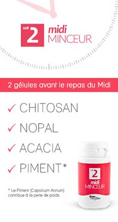 MINCEUR Three Time Slim