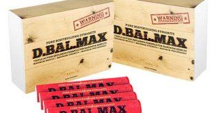 Pourquoi D-BAL MAX ?