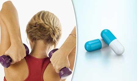 Pilule exercice